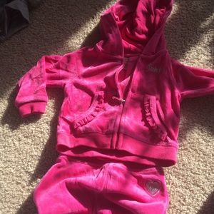 Baby Juicy couture